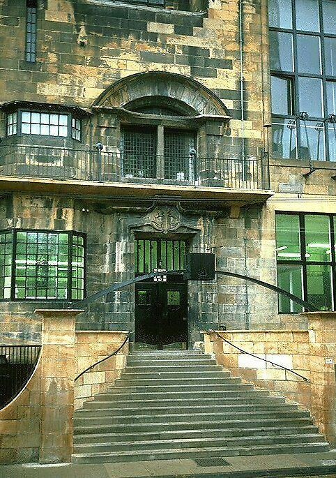 Glasgow School of Art by margpix