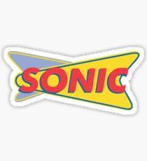 Sonic Drive In Sticker