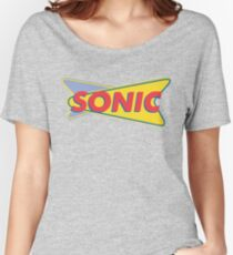 Sonic Drive In Women's Relaxed Fit T-Shirt