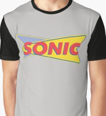 Sonic Drive In Graphic T-Shirt