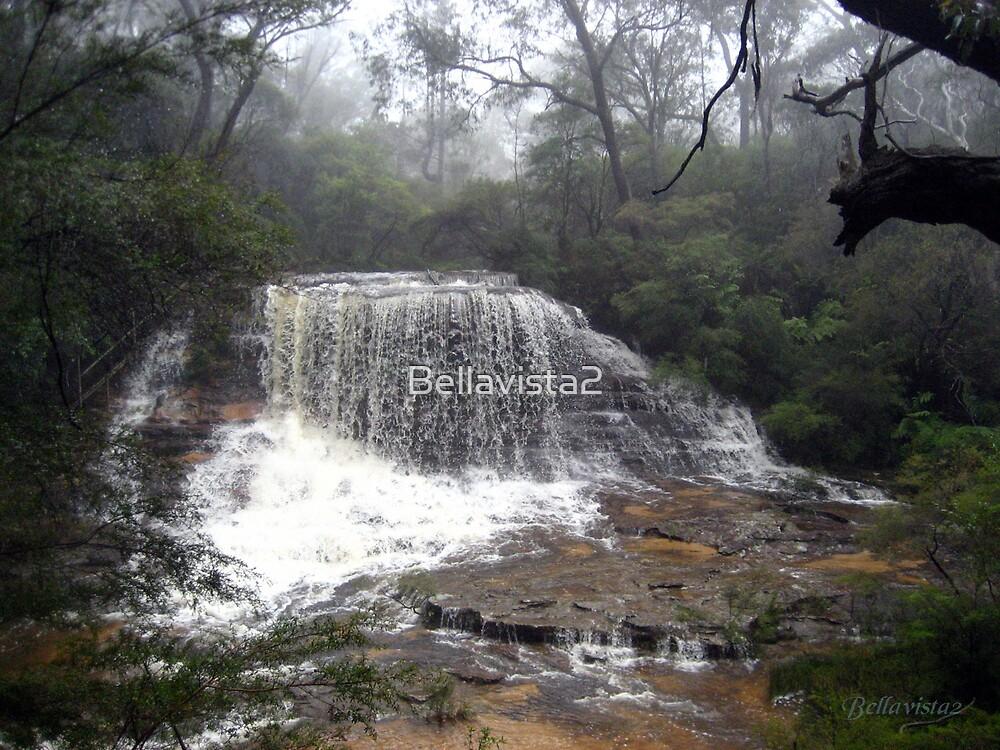 Weeping Falls by Bellavista2