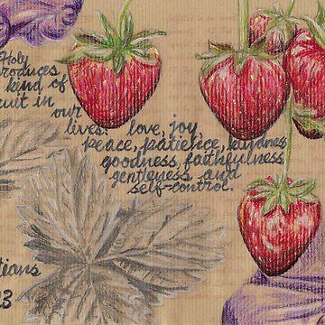 Fruit of the Spirit by artistwarriorlg