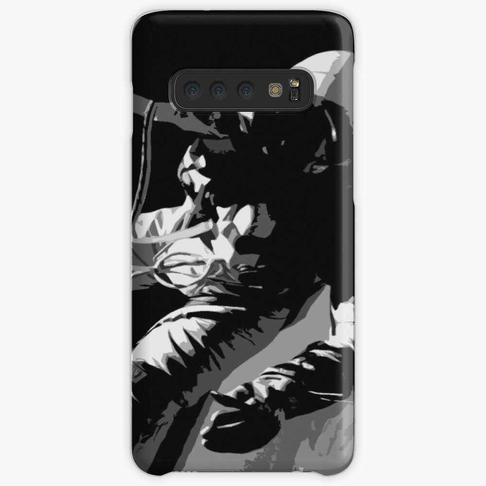 Space Series : Gemini EVA 1 Abstract Black [#1] Samsung Galaxy Snap Case