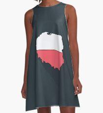 Poland A-Line Dress