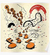 King Gizzard & The Lizard Wizard - Gumboot Soup Poster