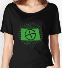X Marks The Spot Women's Relaxed Fit T-Shirt