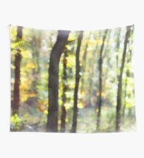 Watery Woods Wall Tapestry