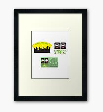 LimeLight Industries Framed Print