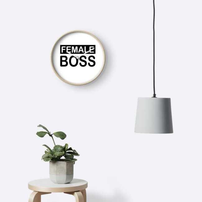 Female boss by PCollection