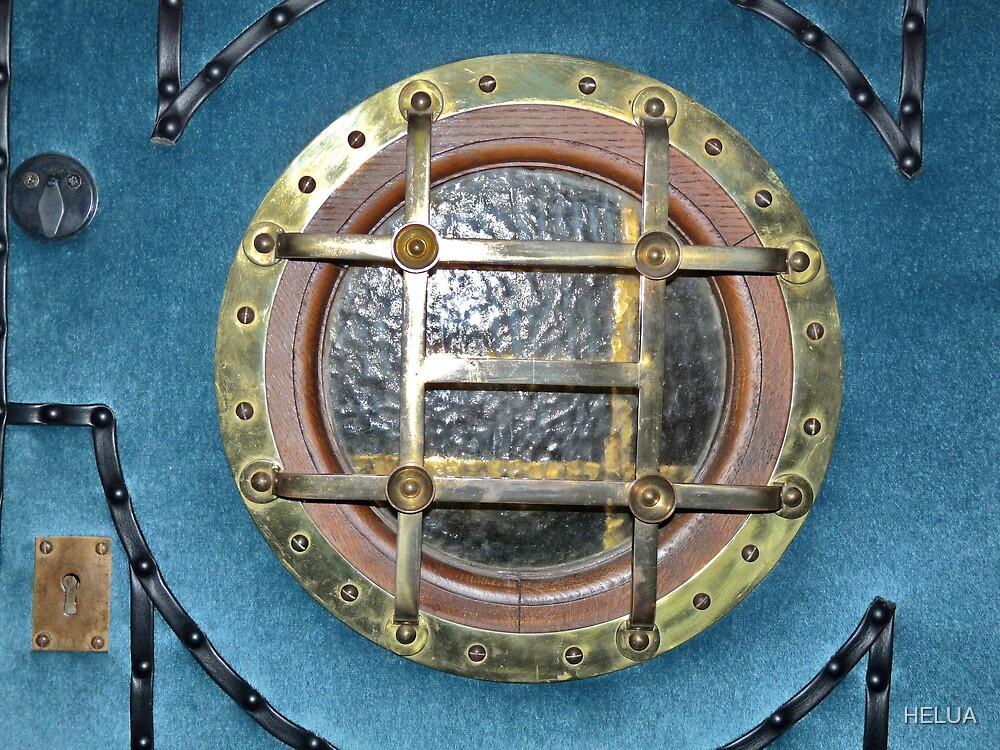 Brass Window by HELUA