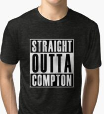 Straight Outta Compton Tri-blend T-Shirt