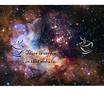 Nebular Coffee quote 2.0 by silentrebel