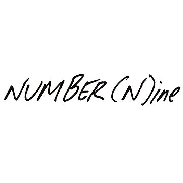 number nine clothing by namwa10