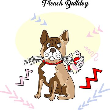 French Bulldog Sketch by piacheva
