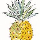 Ananas-Vergnügen von Maree Clarkson