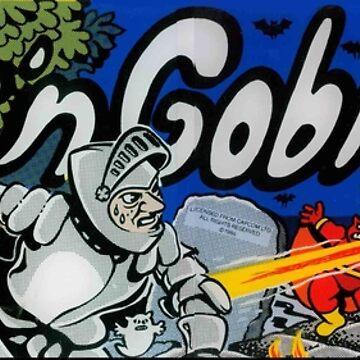 Ghosts 'n Goblins by dalgius