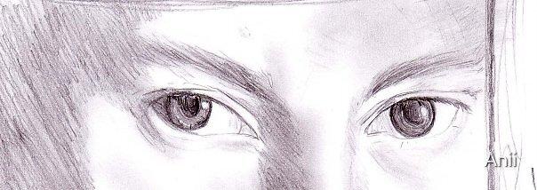 Urs Buhler eyes! by Anii