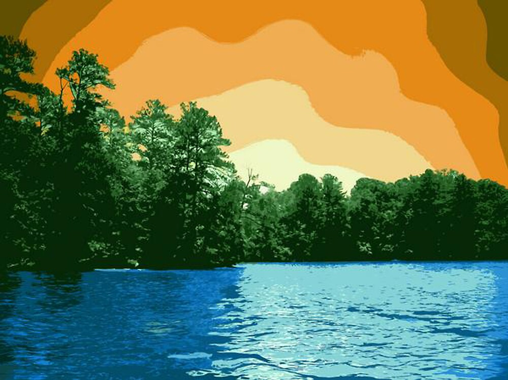 Lake Jackson by frequency