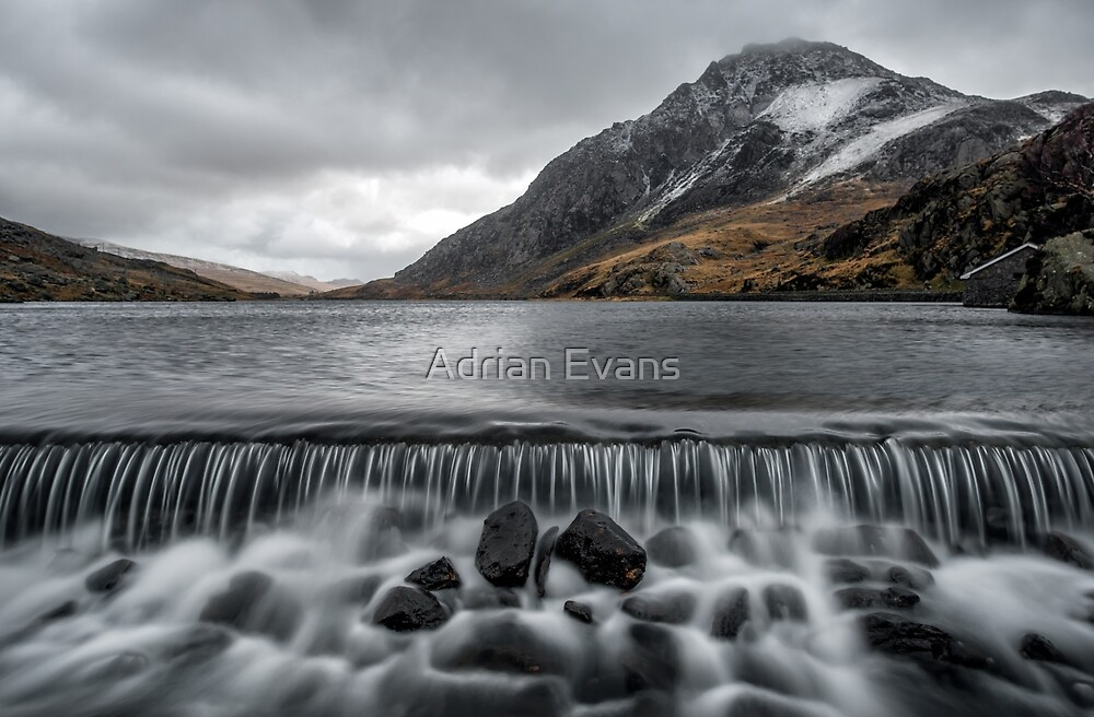 The Weir by Adrian Evans