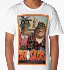 Dinosaur Farmers Long T-Shirt