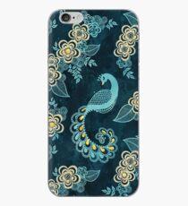Henna Tattoo Peacock iPhone Case