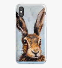 Holly Hare iPhone Case/Skin