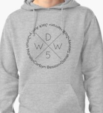 Why Don't We - Cross with names Pullover Hoodie