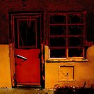 The Red Door by IreKire