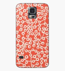 Red berries Case/Skin for Samsung Galaxy