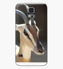Gazelle from the San Diego Zoo Case/Skin for Samsung Galaxy