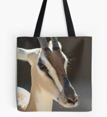 Gazelle from the San Diego Zoo Tote Bag