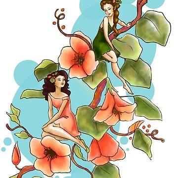 fairies by artescultura