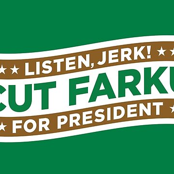 Scut Farkus for President A Christmas Story by wearweird