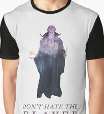 Hasse den Flayer nicht - Illithid / Mind Flayer DnD Grafik T-Shirt
