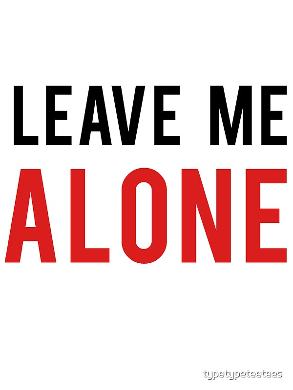 leave me alone logo wwwpixsharkcom images galleries