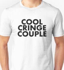 Coole Krücke-Paare Unisex T-Shirt