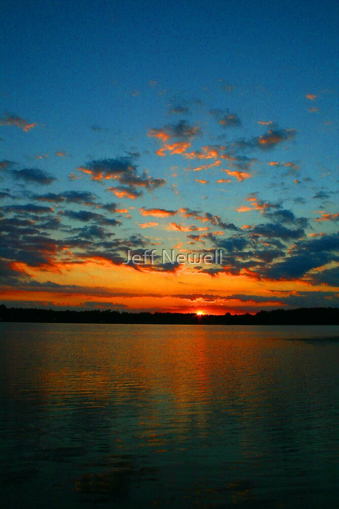 As Day Fades by Jeff Newell