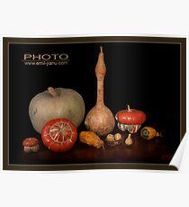 Pumpkins group Poster