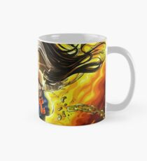 SheVibe Presents Tantus! Phoenix Rising Cover Art  Mug