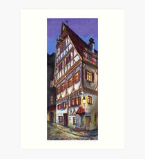 Germany Ulm 07 Art Print