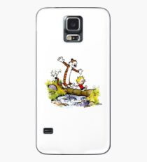 Calvin and Hobbes Stream Case/Skin for Samsung Galaxy