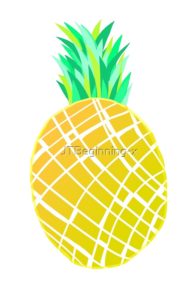 Pineapple by JustTheBeginning-x .com