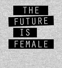 The Future is Female! Kids Pullover Hoodie