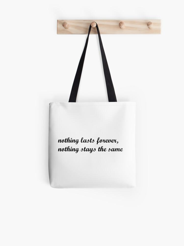 5SOS Wherever You Are Lyrics | Tote Bag