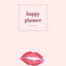 Happy planner by Vinchenko