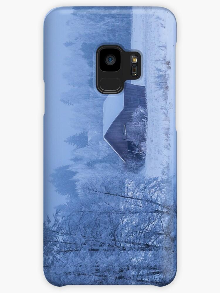 FROSTY CRUST 1 [Samsung Galaxy cases/skins] by Matti Ollikainen