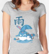Rain! Women's Fitted Scoop T-Shirt