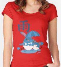 Rain! Women's Fitted Scoop T-Shirt