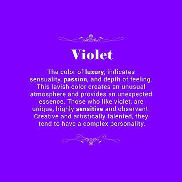 Violet by loadinglevelone