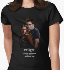Vampire chick flick touch up movie T-Shirt